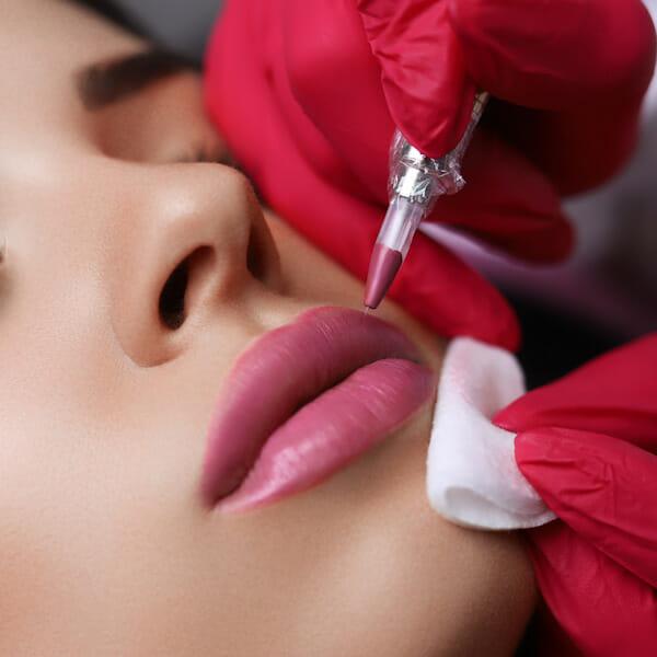 Permanent Aesthetics & Makeup: Lip Treatments