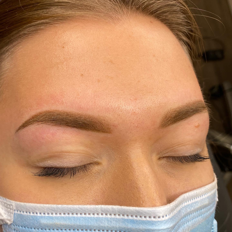 Permanent Eyebrow Treatments