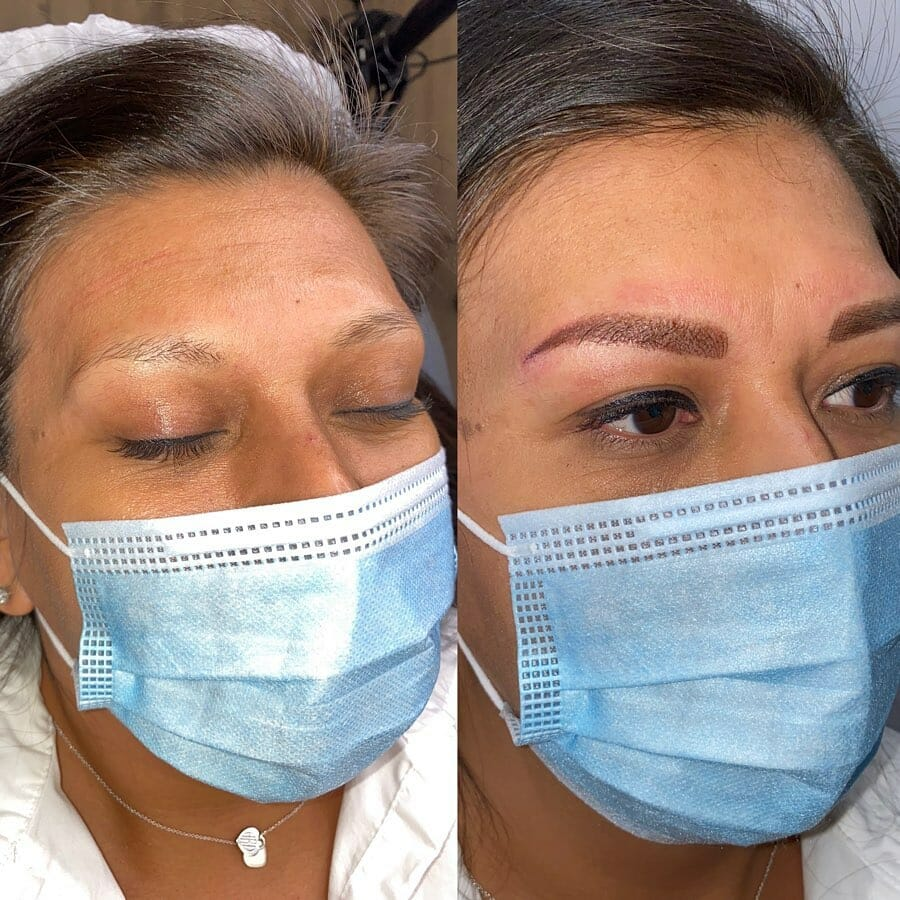Permanent Eyebrows For Women